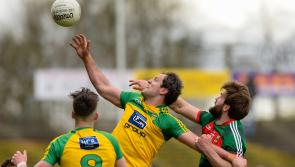 Donegal captain Michael Murphy disappointed with second half against Mayo