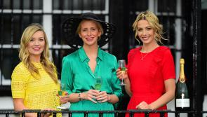 Attention Longford lovers of fashion: Bollinger Best Dressed Lady Competition at the Punchestown Festival