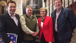 Hill Farmers Association meets MEP in Longford