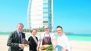 Longford beef company makes good in the Middle East