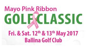 Longford support sought for Mayo Pink Ribbon Golf Classic 2017