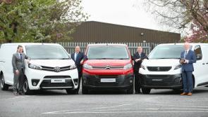 Peugeot Expert is Irish Van of the Year