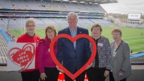 RTE's Michael Lyster urges Longford people to volunteer for Happy Heart Appeal