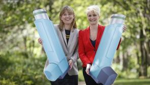 2,542 asthmatics in Longford not using inhalers correctly
