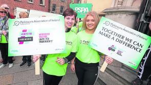 Longford woman shines a light on Parkinson's Disease