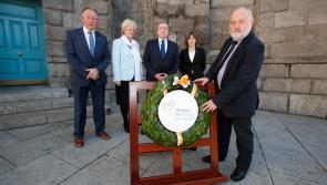 Dead and injured Longford workers remembered on third Workers' Memorial Day