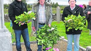Longford Leader gallery: Easter Commemoration in Killoe