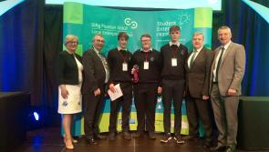 Late Late Show appearance for top young Longford entrepreneurs