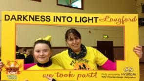 Pieta House Darkness into Light Longford walk to take place in May
