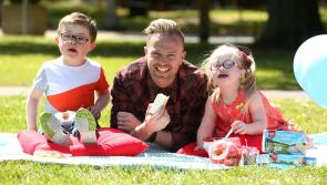 Ice Cream Fundays campaign in support of Down Syndrome Ireland