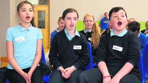 VIDEO: Longford schools prepare for National Children's Choir