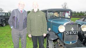 Lakeland Vintage Club gets set for Abbeyshrule rally
