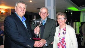 GALLERY: The Queen of the Plough and Longford Ploughing presentation night in the Rustic Inn, Abbeyshrule