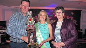 Co Longford Ploughing Championships Queen of the Plough dance and presentation night
