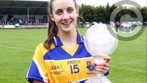 Longford's Michelle Farrell winner of WGPA Player of the Month Award for April