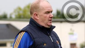 Longford ladies supremo James Daly winner of the LGFA Manager of the Month for April