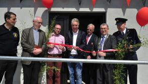 Gallery: Special day for Ballymahon AFC as new dressing rooms at Tara Park officially opened