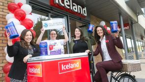 Shoppers at Iceland supermarket in Longford will have opportunity to assist Alzheimer Society