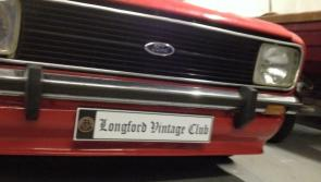 Celebrating 100 years of Ford in Ireland at Longford Vintage Club Show