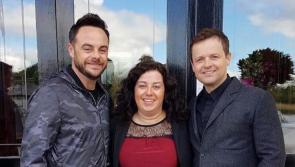 Locals charmed by Landmark visit from celebrity TV hosts Ant and Dec