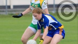 Longford U-14 girls stage great comeback to win the  Leinster  'B' title