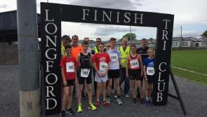 Longford Community Games  inaugural Duathlon event is a major success