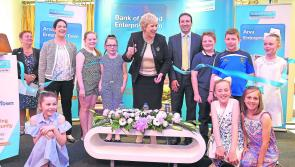 Longford Leader gallery: Minister Heather Humphreys opens Arva Bank of Ireland Enterprise Town event