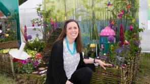 Longford amateur garden designers awarded Certificate of Distinction at Bloom