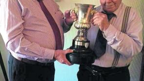 Kenagh's Eamon Egan takes home Horse Class trophy