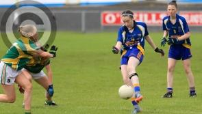 Leitrim goals rush shatter the Longford U-14 girls All-Ireland 'B' title bid