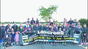 Longford Triathlon Club hosts the 'Tarmonator' Sprint triathlon in Tarmonbarry