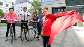 Longford Ulster Bank branches in nationwide relay to raise funds for Irish Heart