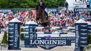 Cian O'Connor heaps praise on Longford's Michael Kelly following five-star Grand Prix victory in Poland