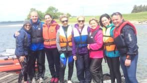 Longford sailing enthusiasts avail of training courses with Mullingar Sailing Club