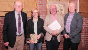 Ballymahon's 33rd annual Goldsmith International Literary Festival proves a huge success
