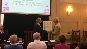 Edgeworthstown's Matt Farrell honoured at Civic Reception in Longford town