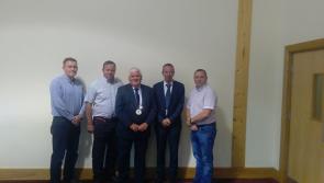 Fianna Fáil's PJ Reilly re-elected Granard Municipal District Cathaoirleach
