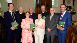 New book and website charts burial records of generations of Newtownforbes residents
