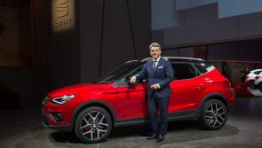New SEAT Arona will arrive on Irish shores this November