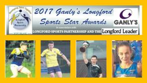 Vote for the Ganly's Longford Sports Star of the Month for March