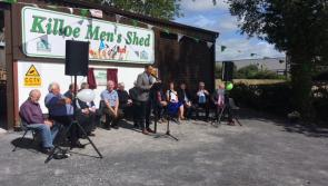 Irish Men's Shed Association puts Longford men on the road to better health