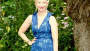 Aisling O'Loughlin celebrity judge on Ladies Day at Roscommon Races