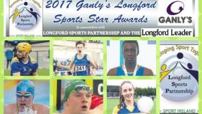Six contenders for Ganly's Longford Sports Star of the Month award