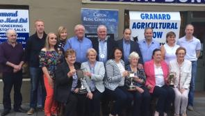 PHOTO GALLERY:  Agri show launch amid wonderful atmosphere in Granard