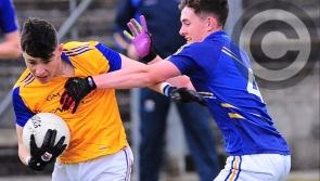 Longford U-17s away to Laois in Leinster quarter-final