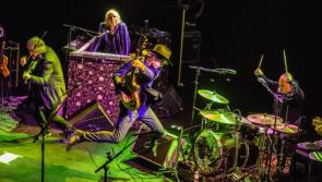 The Waterboys play their only summer Irish gig at Carrick Water Music Festival