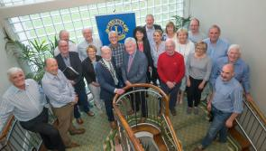 Brian O'Callaghan is new president of Kilkenny Lions