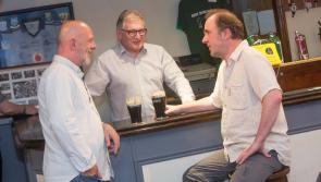 Abbey Theatre production of Two Pints intoxicates playgoers in Kilkenny pub