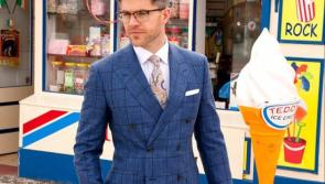 Darren Kennedy to judge Best Dressed Lady competition at Kilbeggan Races