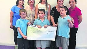 Edgeworthstown pupils to benefit from €1,500 donation